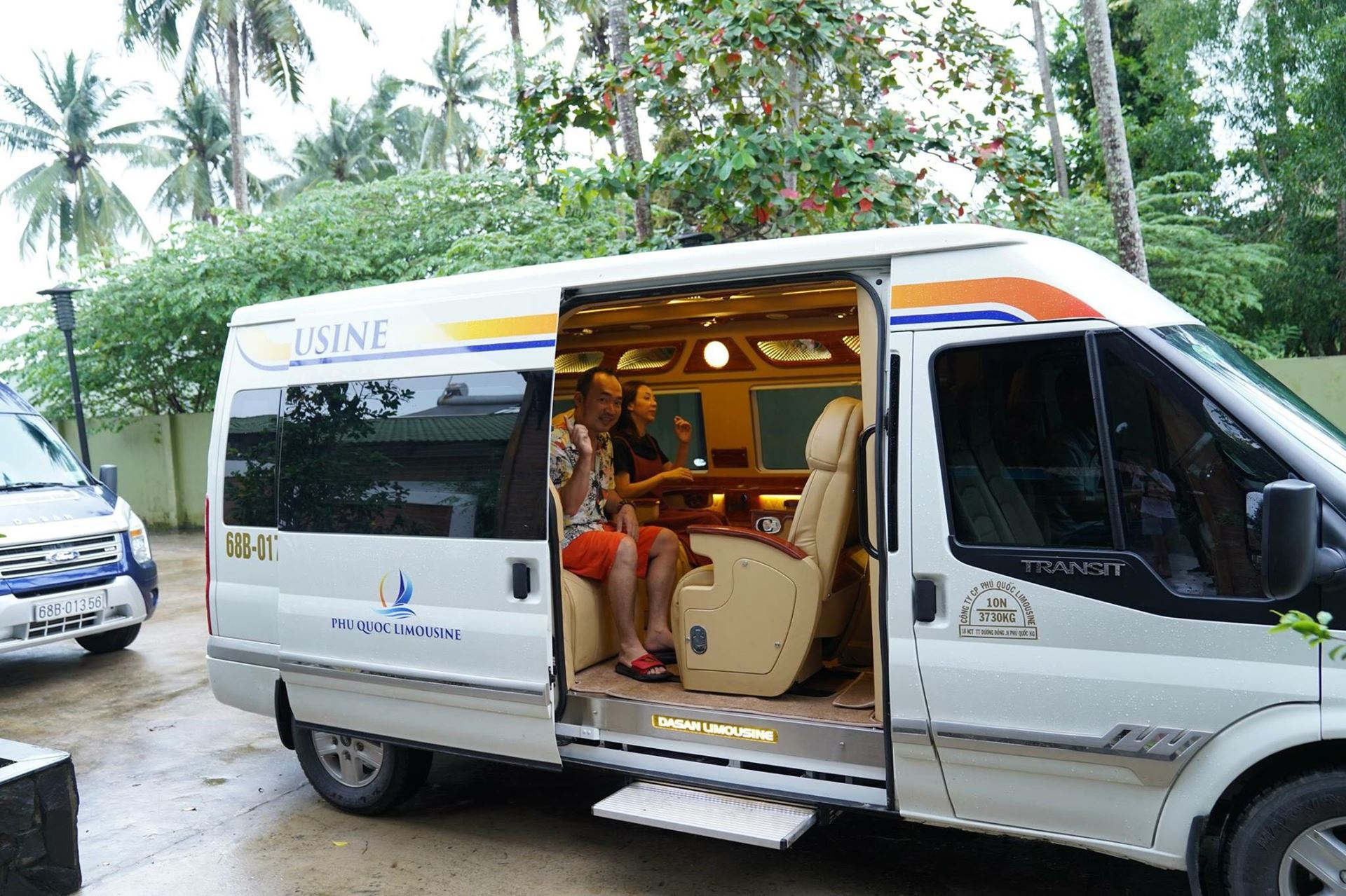Thue xe limousine Phu Quoc uy tin