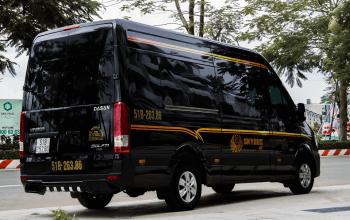SKYBUS SVL - Solati Limousine thương mại