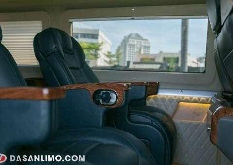 Ford Limousine thương mại SKYBUS GVL