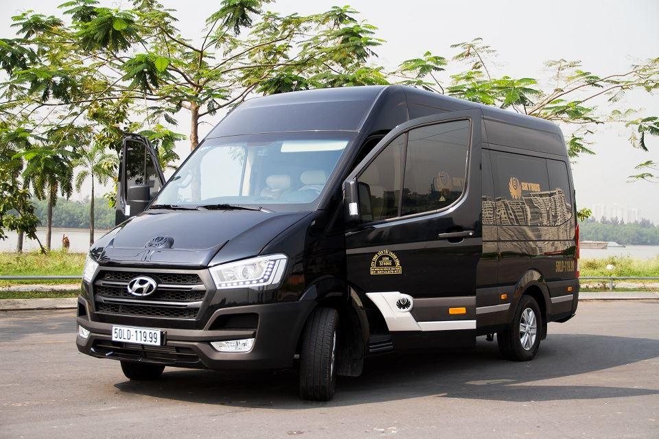 Hyundai Solati Limousine 4