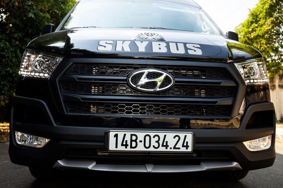 Skybus Solati Bold - Limousine dành cho nhà xe hàng đầu