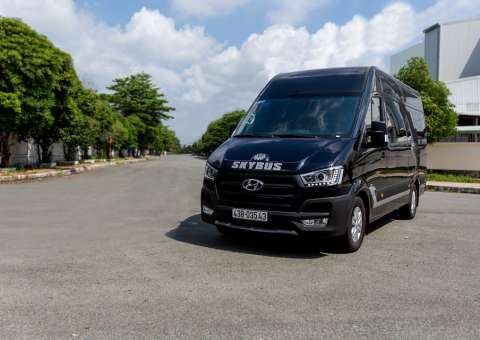Solati Limousine 10 chỗ - Skybus Special 22